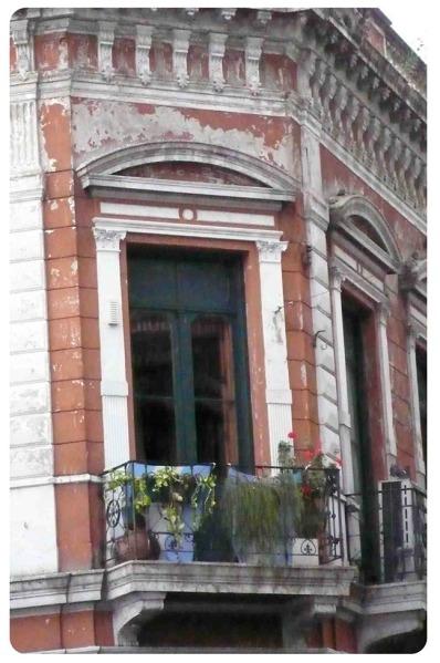 San Telmo architecture