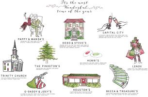 Carter Tindall: Christmas Visits