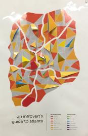 Caroline Skarupa: Introvert Map