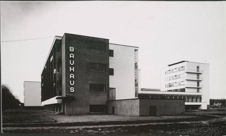 BAUHAUS BLDG