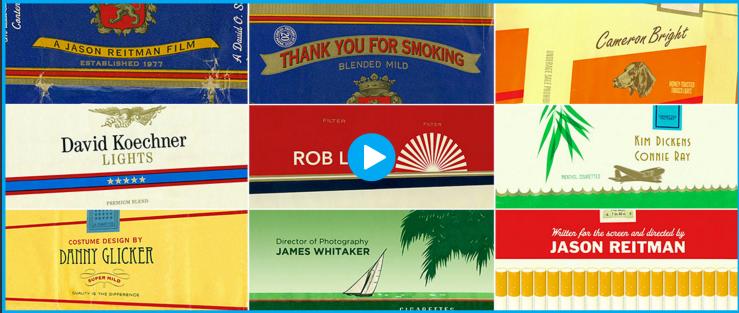 THANK YOU SMOKING