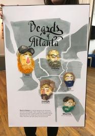 MacKenzie Martin: Beards of Atlanta